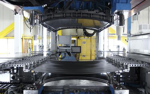汽车碳纤维材料工艺