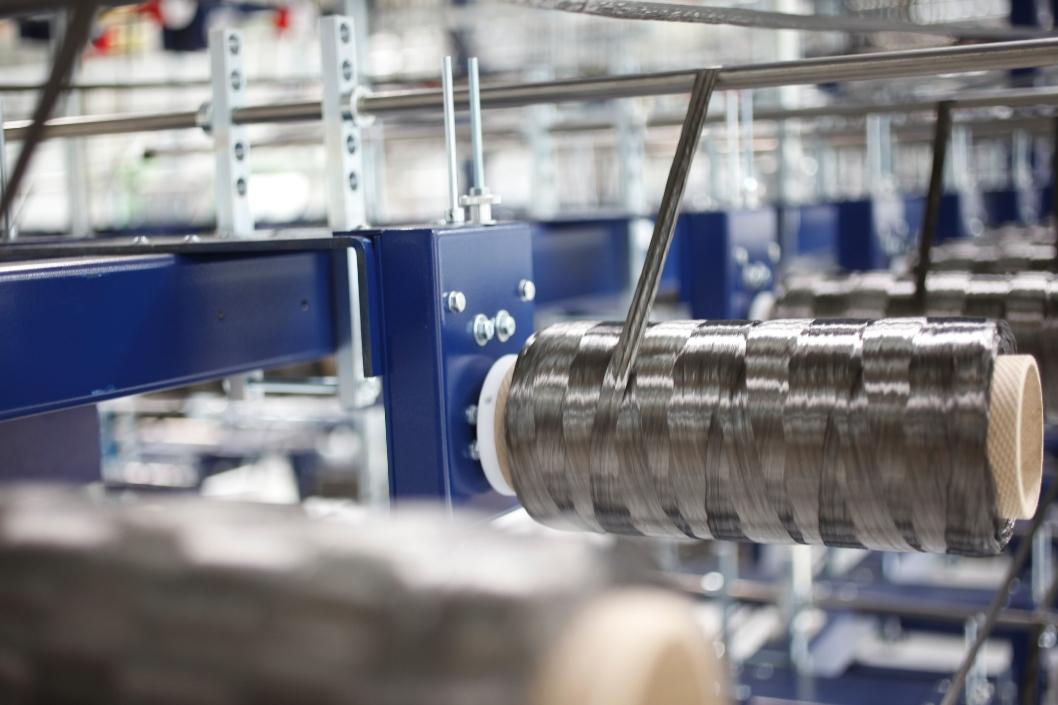 碳纤维工艺