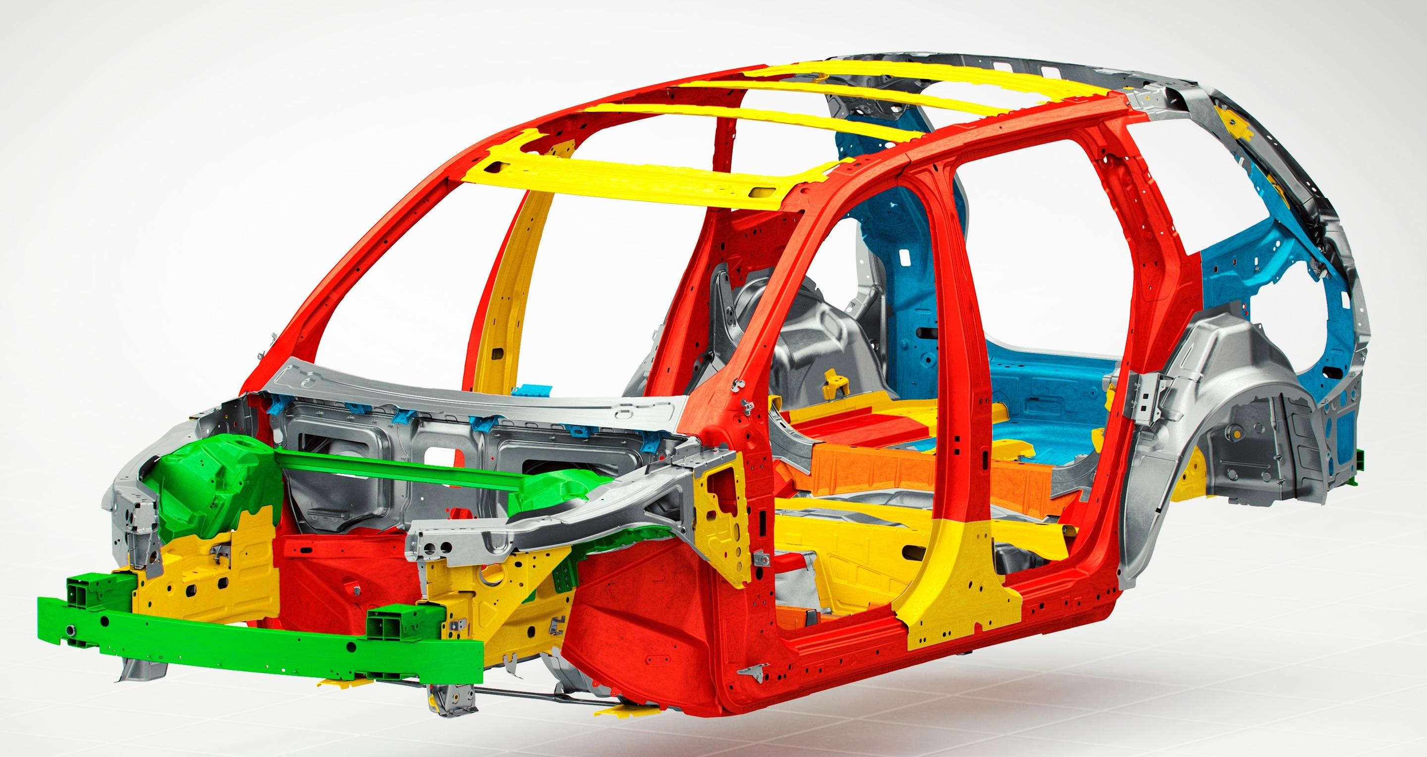 车身结构设计 - 设计中心-上海卡豹汽车科技有限公司