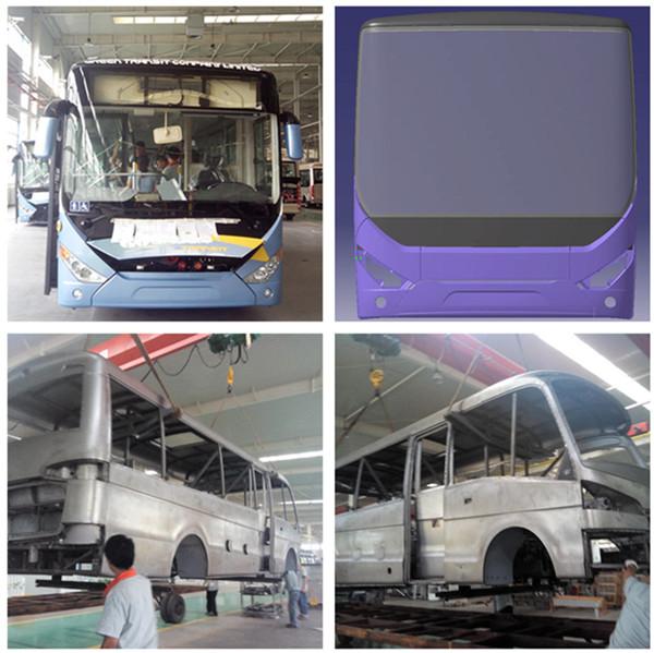 城市公交车设计