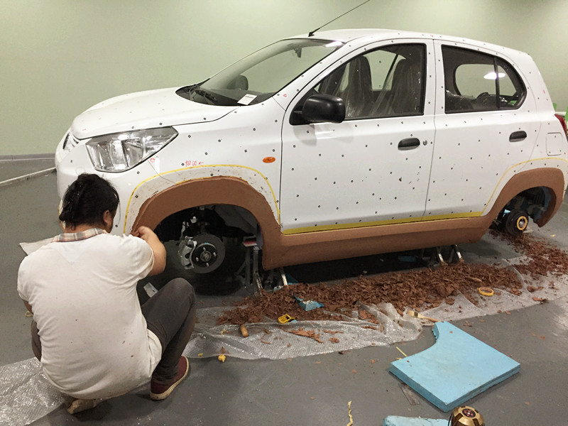 油泥模型设计
